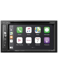 Pioneer AVIC-W6600NEX Double DIN 6.2 inch In Dash Car Stereo Receiver with Navigaiton, WiFi, plus Wireless Apple Carplay & Android Auto