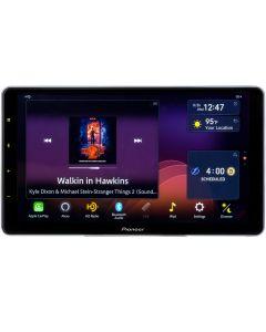 "Pioneer DMH-WT8600NEX 10.1"" Digital Media Receiver with HD Capacitive Floating Display, Wireless Apple Carplay & Android Auto, HD Radio and Amazon Alexa - Main"