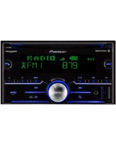 Pioneer FH-S701BS Double-DIN In-Dash CD Receiver - Main