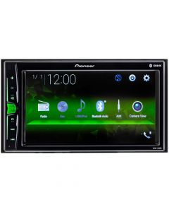 "Pioneer MVH-210EX 6.2"" Double-DIN In-Dash Digital Media"