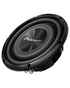 """Pioneer TS-A2000LB Single 8"""" Shallow-Mount Sealed Pre-Loaded Enclosure"""