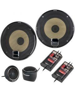Pioneer TS-D1330C  Component Speaker Package  - Main