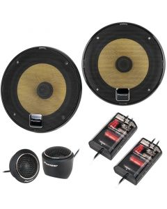 Pioneer TS-D1730C Component Speaker Package - Main