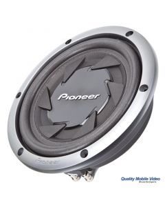 "Pioneer TS-SW251 10"" Shallow-Mount Subwoofer - Right"