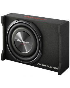 "Pioneer TS-SWX3002 1200 Watt Max 12"" Shallow Series Preloaded Enclosure - 4 ohm"