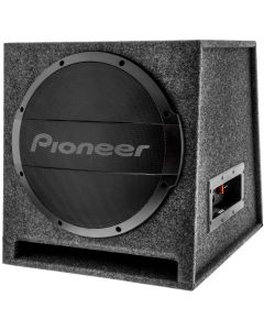 """Pioneer TS-WX1210AH 12"""" Ported Subwoofer Enclosure with Built-in Amplifier - Main"""