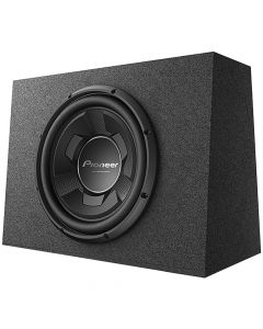 Pioneer TS-WX126B 12 inch Single Sealed Subwoofer Enclosure