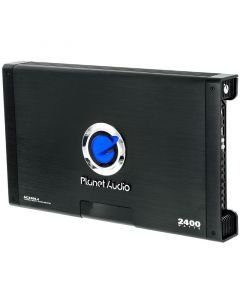 Planet Audio AC2400.4 Anarchy Mosfet 4-Channel 2400W Amplifier -