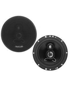 Planet Audio TRQ623 6 1/2 inch Tri-axial Car Speakers - Main