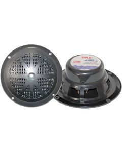 "Pyle PLMR61B Hydra Series 120-Watt 6.5"" 2-Way Marine Speakers-Black"