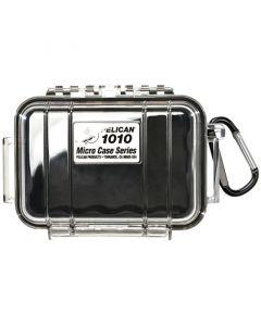 Pelican 1010-025-100 Micro Case Raven with Lid Organizer Black