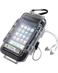 Pelican 1015-015-100 iPhone/iPod touch i1015 Case Clear with Black Liner
