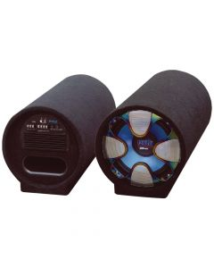 """PYLE PLTAB10 Amplified Subwoofer Tube System 10"""" 500W"""