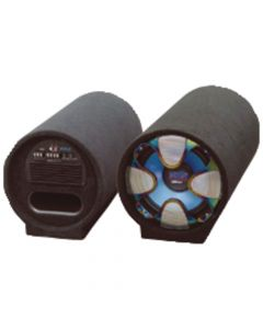 """Pyle PLTAB12 Amplified Subwoofer Tube System 12"""" 800W"""