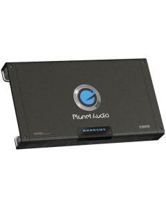 Planet Audio AC1800.5 Anarchy Mosfet Amplifier 5-Channel 1800W max 420W x 2 @ 4 Ohm Bridged 210W x 4 + 420W x 1 @ 2 Ohm