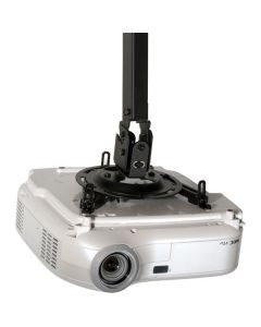 Peerless PPC Pro Series Universal Ceiling Projector Mount Black