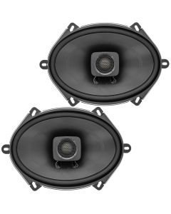 Polk Audio DB572 DB+ Series 5 x 7 Inch Coaxial Speakers with Marine Certification