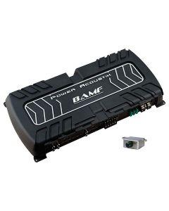 Power Acoustik  BAMF5-2500 2500 Watt 5-Channel car amplifier