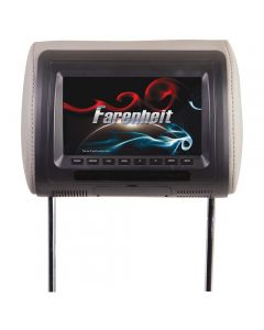 Power Acoustik HR71CC Universal Headrest Monitor without DVD player
