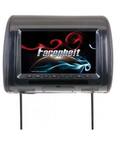 """Power Acoustik HR91CC 9"""" Universal Headrest Monitor without DVD player"""