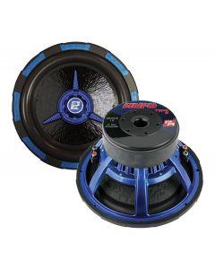 Power Acoustik MOFOS-10D2 10 inch Round Subwoofer