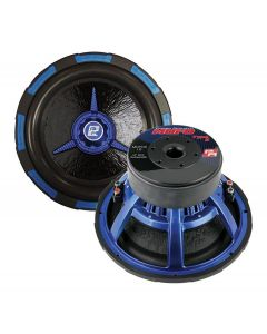 Power Acoustik MOFOS-10D4 10 inch Round Subwoofer