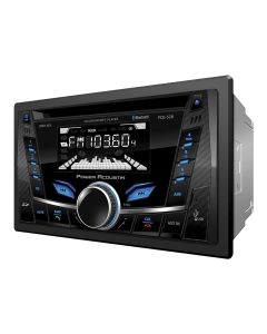 Power Acoustik PCD-52B Double DIN CD Receiver with Bluetooth
