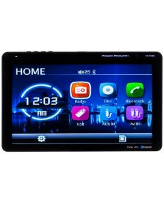 Power Acoustik PD-1032B Double DIN Bluetooth Stereo with 10 Inch Detachable Touchscreen Display - Main