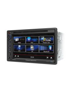 "Power Acoustik PD-651B 7"" Double DIN DVD/CD Receiver with Bluetooth and Android PhoneLink"