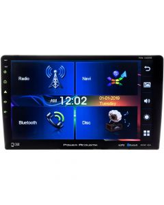 Power Acoustik PD-1060HB Double DIN Stereo with 10.6 Inch Adjustable Touchscreen Display and MHL PhoneLink