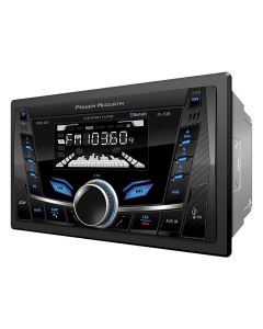 Power Acoustik PL-52B Double DIN Digital Media Receiver with Bluetooth