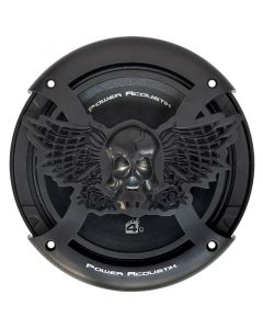 Power Acoustik PR-804N Pro-Audio 8 inch Mid Range Driver - With grill
