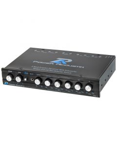Power Acoustik PWM-16 3 Band Pre-Amp Parametric Equalizer with Isolated Power Supply - Main