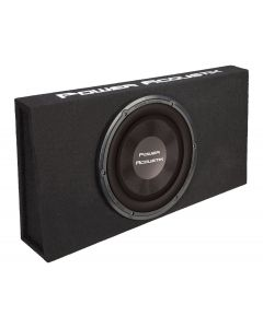 Power Acoustik THIN-120BXA 12 inch low profile subwoofer system
