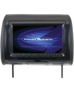 """Power Acoustik HDVD-91CC 9"""" Universal Headrest Monitor with DVD"""