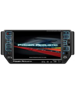 """Power Acoustik PTID5850N 5.8"""" Widescreen Touch screen In-Dash Monitor with DVD & AM/FM Car Stereo"""