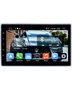 "Pumpkin 10.1"" Android 10.0 Stereo with WiFi Compatibility, Capacitive Touchscreen, and 32GB Internal Storage plus Apple Carplay and Android Auto Ready"