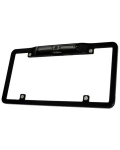 Pyle PLCM19 Low Lux Rear Camera with License Plate Frame