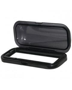 Pyle PLMRCB1 Water-Resistant Radio Shield Black