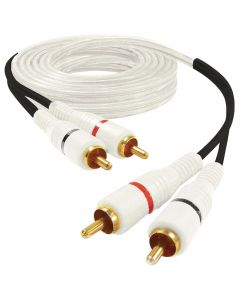 Pyle Plmrca12F Waterproof Stereo Rica Audio Cable 12 Ft