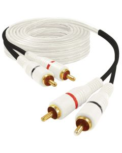 Pyle PLMRCA18F Waterproof Stereo RCA Audio Cable 18 Ft