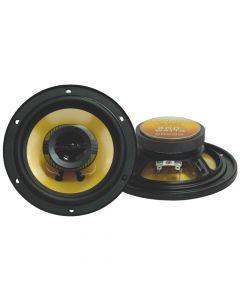 "Pyramid 652GS Yellow Label Series 6.5"" 200-Watts 2-Way Speakers"