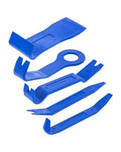 Quality Mobile Video PT500 Blue Plastic Pry Tools - 5 Piece