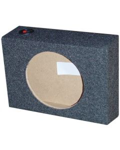 Qpower QSFORD10 Subwoofer enclosure for 1998 - 2003 Ford F-150 SuperCab