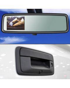 2014 - 2015 Chevy Silverado / Sierra Work Truck Back Up Camera Kit - Main