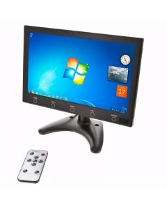 Safesight LCDP10WVGA 10 Inch VGA LCD Monitor - With remote control