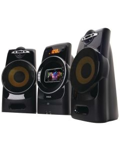 RCA RS3081I Gyro Shelf System with iPod/iPhone Dock