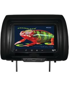 """Concept CLS-703 7"""" Chameleon Headrest Monitor With HD Input, Touch Buttons & High Audio Output"""