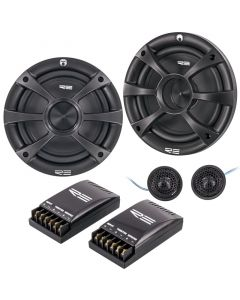 "RE Audio SR6.5C RE Series 6.5"" 2-Way Component Car Speaker System - Main"