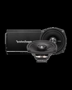 Rockford Fosgate R1-HD2-9813 Prime 140 Watt 2-Channel Motorcycle System